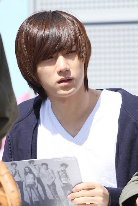 Jang Hyun-seung as seen on March 25, 2011