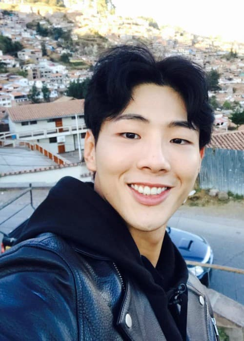 Ji Soo in an Instagram selfie as seen in August 2017