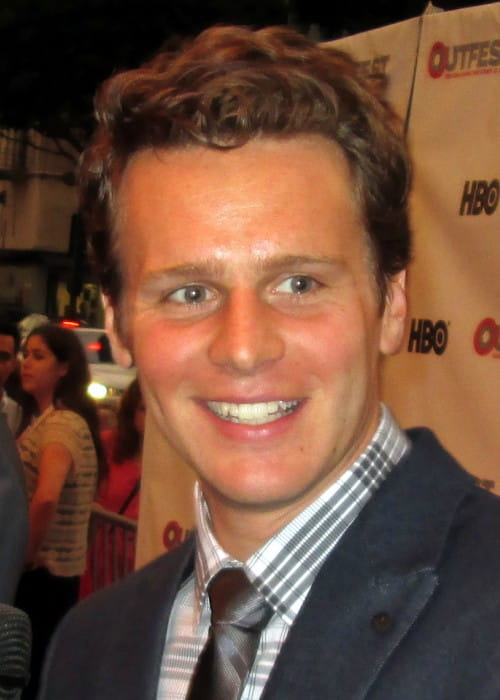 Jonathan Groff as seen in June 2013