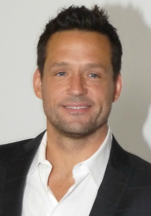 Josh Hopkins as seen in August 2010