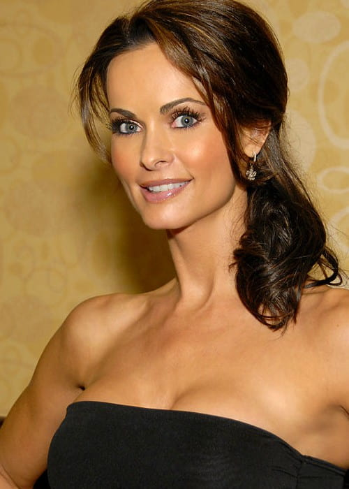 Karen McDougal as seen in October 2011