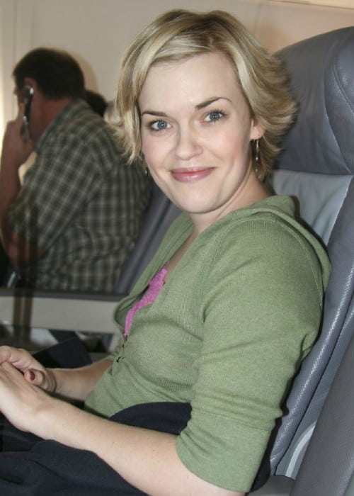 Kari Wahlgren as seen in September 2007