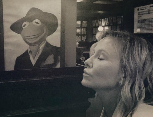 Kelli Giddish in an Instagram post in October 2016