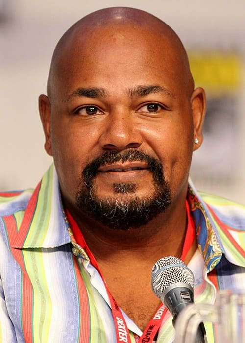 Kevin Michael Richardson at the 2010 Comic Con in San Diego