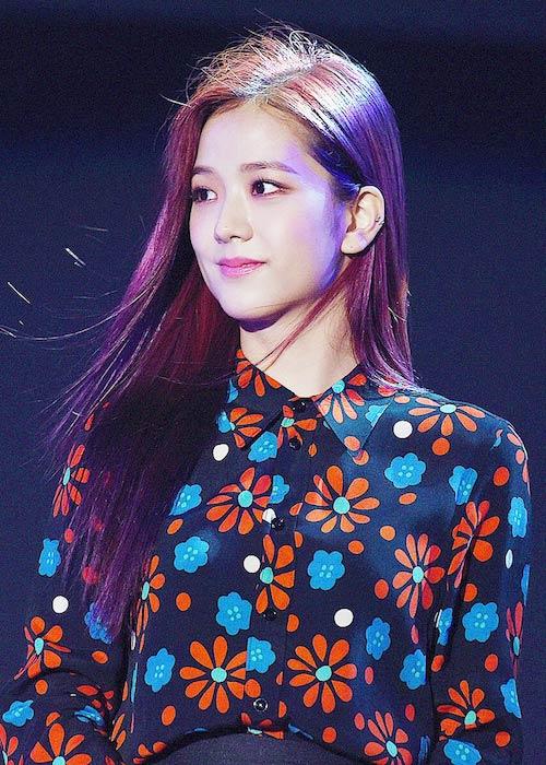 Jisoo (Black Pink) Height, Weight, Age, Body Statistics ...