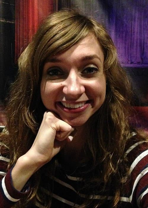 Lauren Lapkus after the Comedy Bang! Bang! show in May 2016