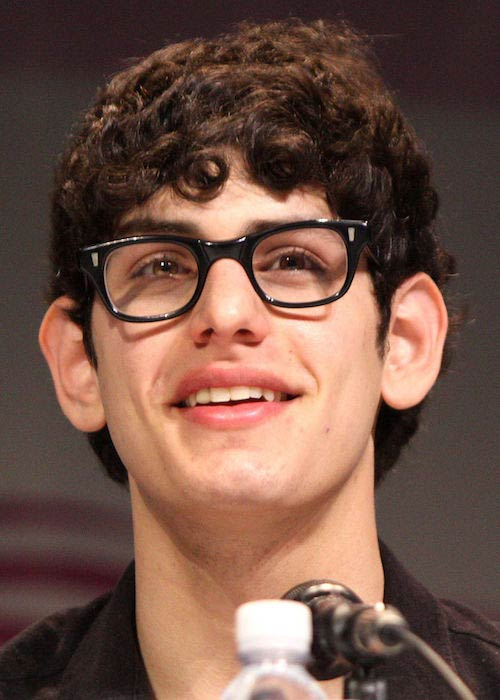 Matt Bennett at the 2013 WonderCon