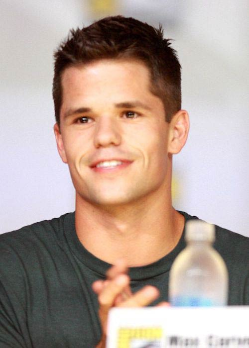 Max Carver during the 2013 San Diego Comic-Con International