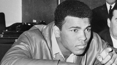 Muhammad Ali Height, Weight, Age, Body Statistics