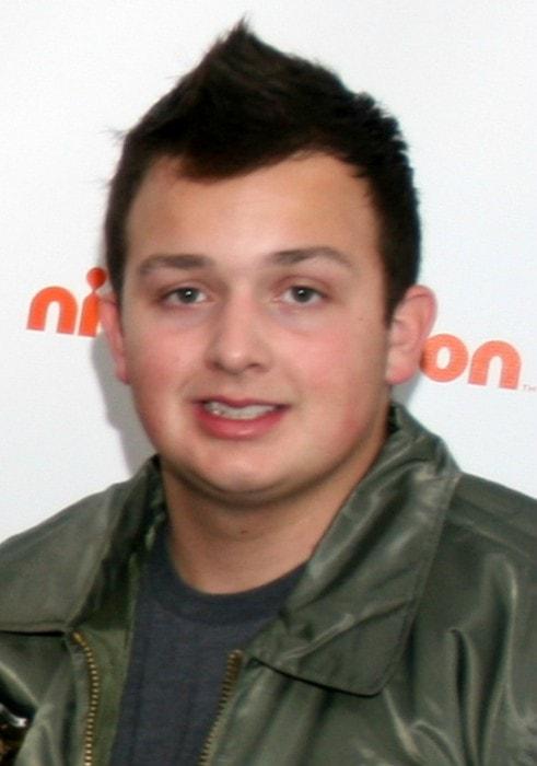 Noah Munck at the Bob Hope Theater in January 2012