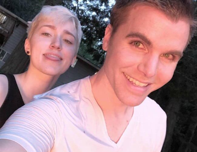 Onision with cool, Wife Lainey Jackson
