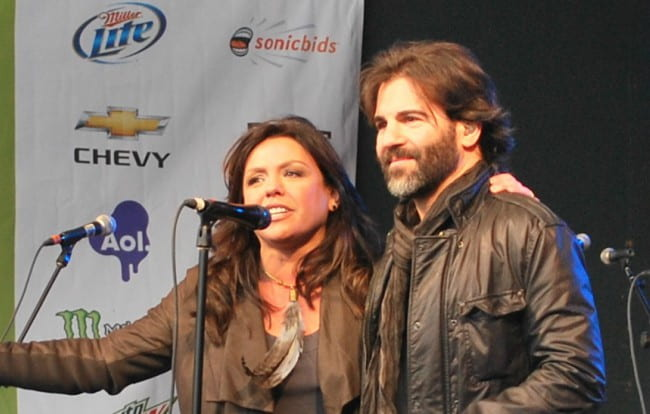 Rachael Ray and John Cusimano as seen in March 2010