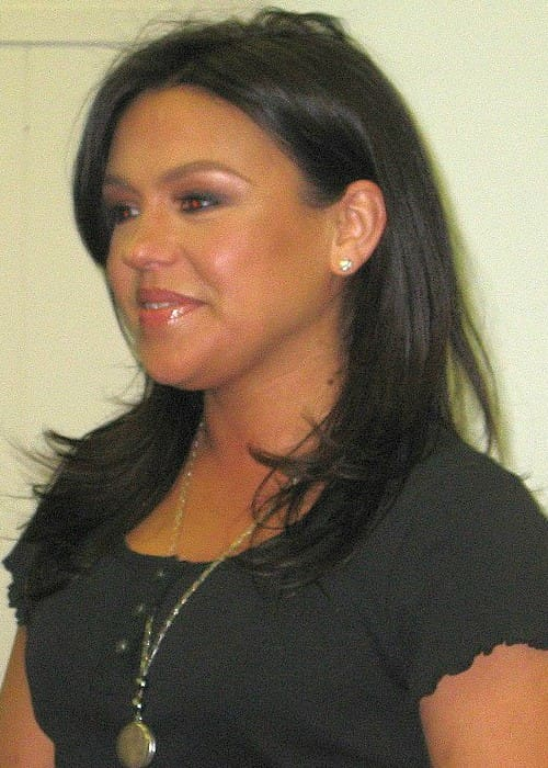 Rachael Ray during an event in April 2007