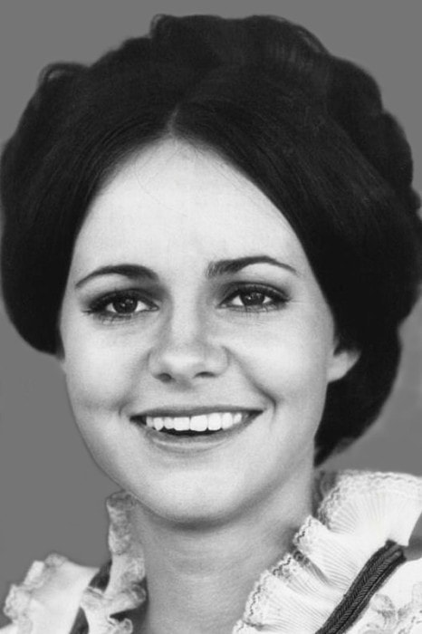 Sally Field as seen in 1971