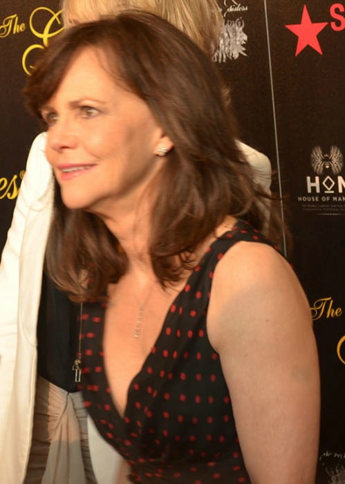 Sally Field at the 37th Annual Gracie Awards in 2012