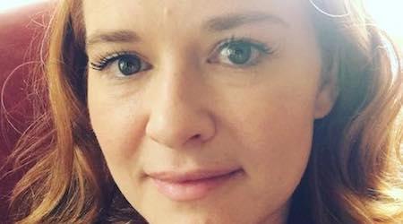 Sarah Drew Height, Weight, Age, Body Statistics
