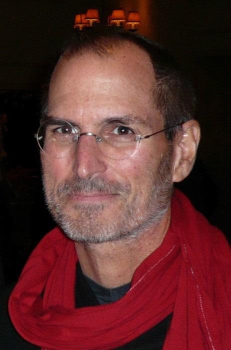 Steve Jobs as seen in December 2007