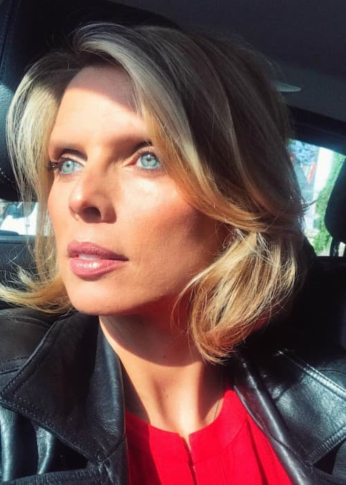 Sylvie Tellier in an Instagram post in May 2018