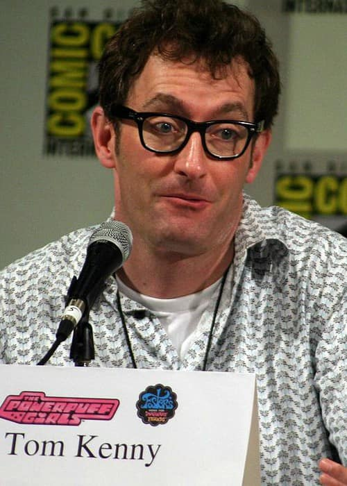 Tom Kenny at Comic-Con in July 2008