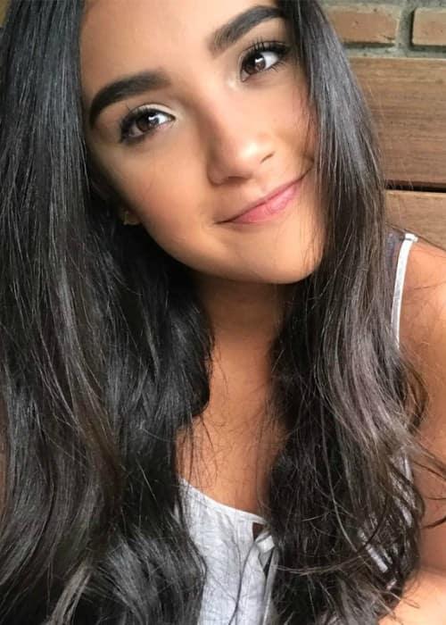 Xime Ponch in an Instagram selfie as seen in May 2017