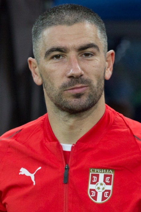 Aleksandar Kolarov as seen in June 2018