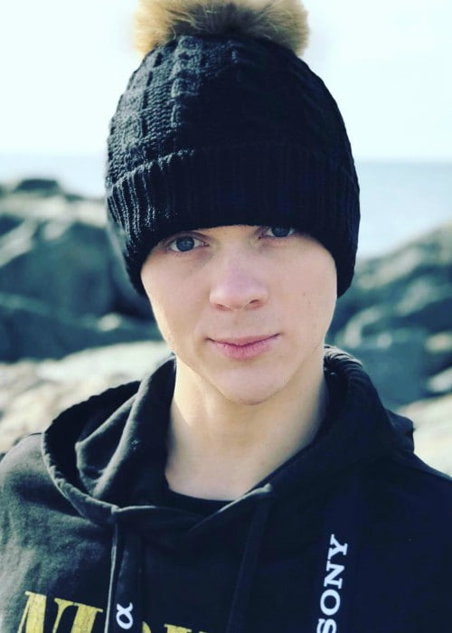Aleksei Goloborodk in an Instagram post as seen in January 2018