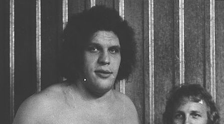 André the Giant Height, Weight, Age, Body Statistics