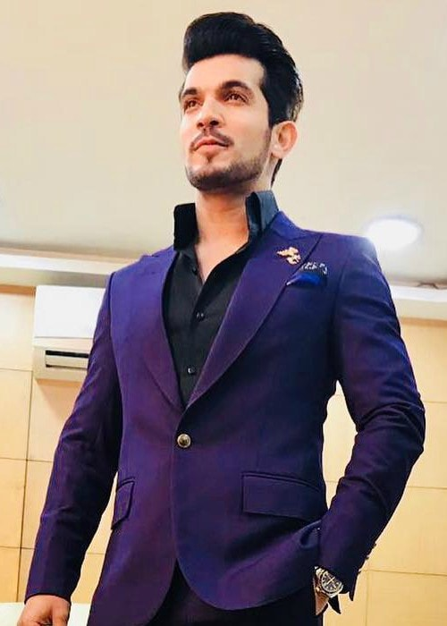 Arjun Bijlani as seen in June 2018