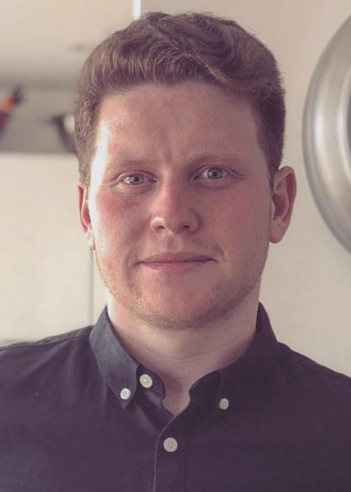 Behzinga in an Instagram post as seen in May 2018