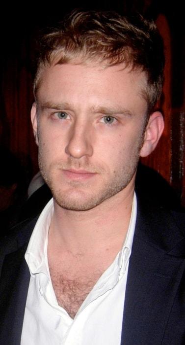 Ben Foster as seen in December 2007