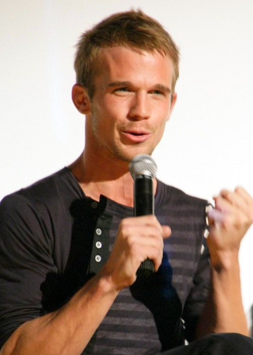 Cam Gigandet as seen in October 2008