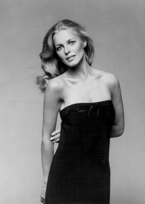 Cheryl Ladd in a picture from the show Charlie's Angels, released in September 1977