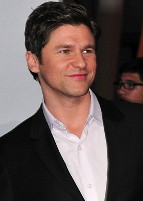 David Burtka at the 38th People's Choice Awards in April 2012