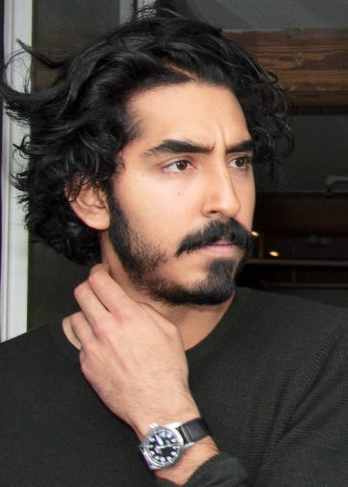 Dev Patel at Toronto International Film Festival in October 2016