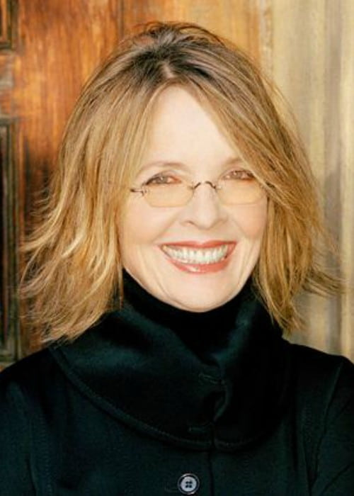 Diane Keaton as seen in 2011