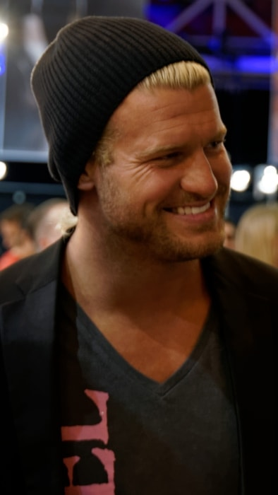 Dolph Ziggler as seen in April 2014