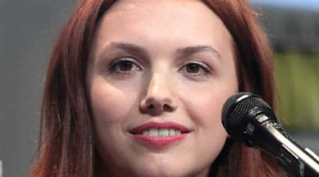 Hannah Murray Height, Weight, Age, Body Statistics