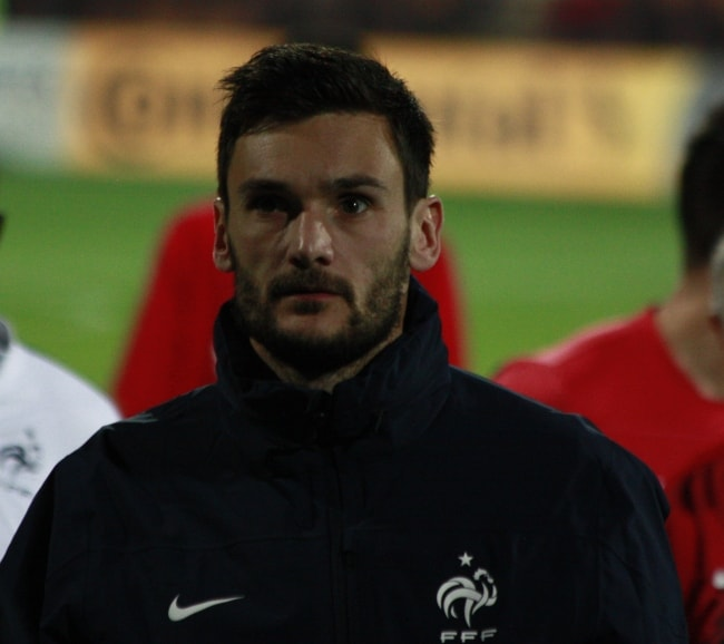 Hugo Lloris as seen in October 2014