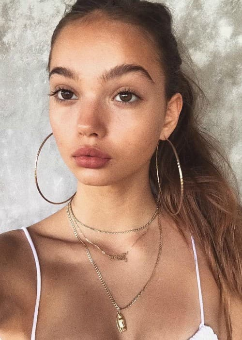 Inka Williams as seen in December 2017