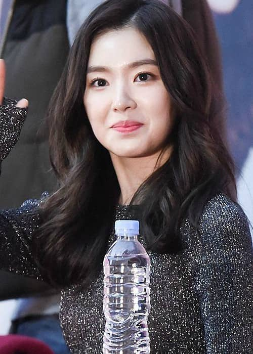 Irene at a fanmeet in March 2016