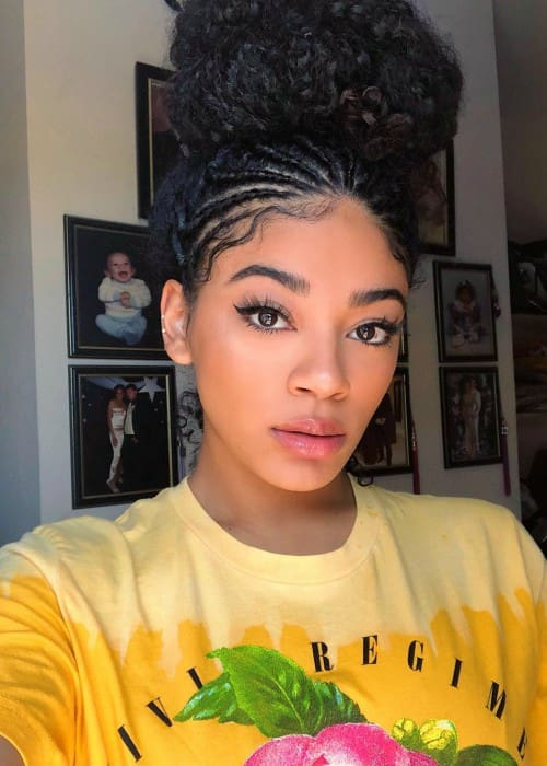 Jasmine Brown Height Weight Age Body Statistics