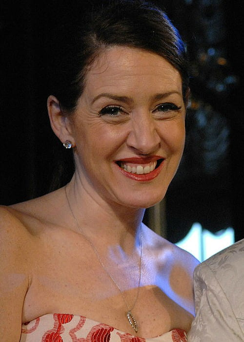 Joely Fisher at an awards ceremony in November 2007