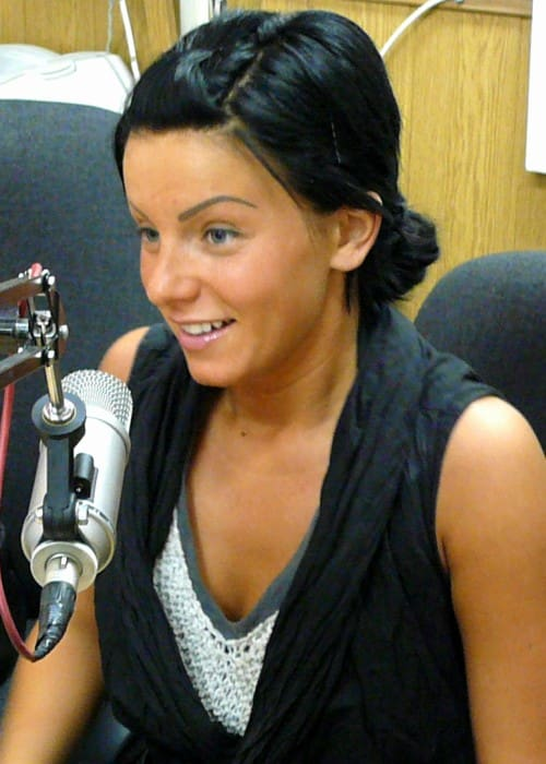 Julia Volkova as seen in April 2008