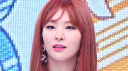 Kang Seul-gi Height, Weight, Age, Body Statistics