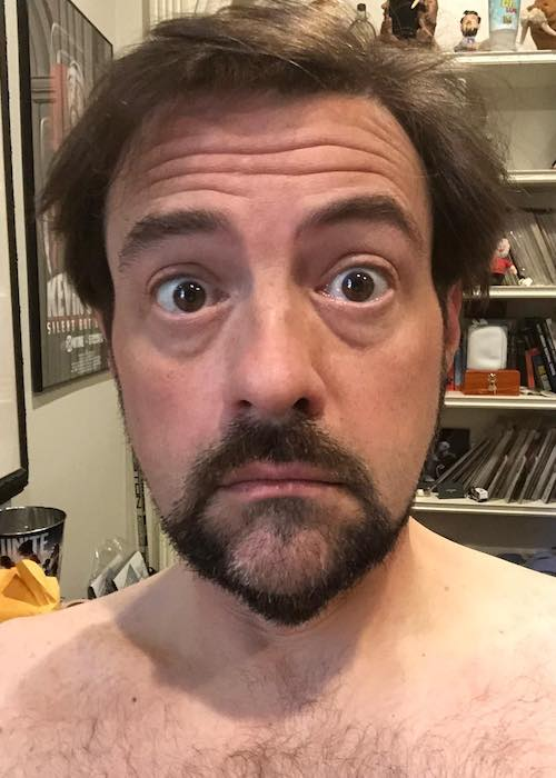 Kevin Smith revealing about his weight loss in June 2018