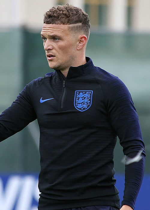 Kieran Trippier as seen in June 2018
