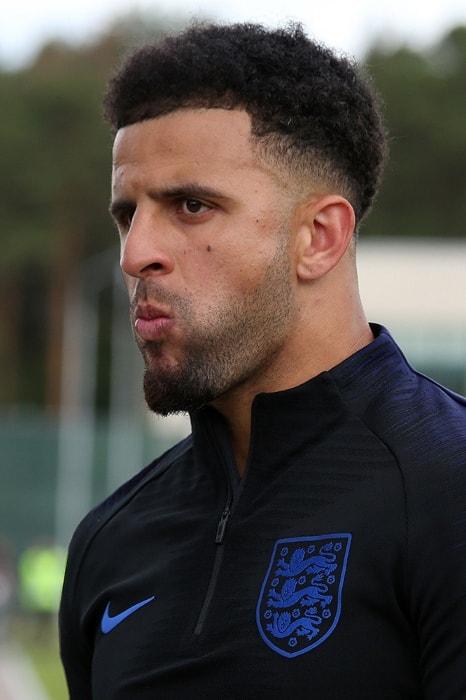 Kyle Walker as seen in June 2018