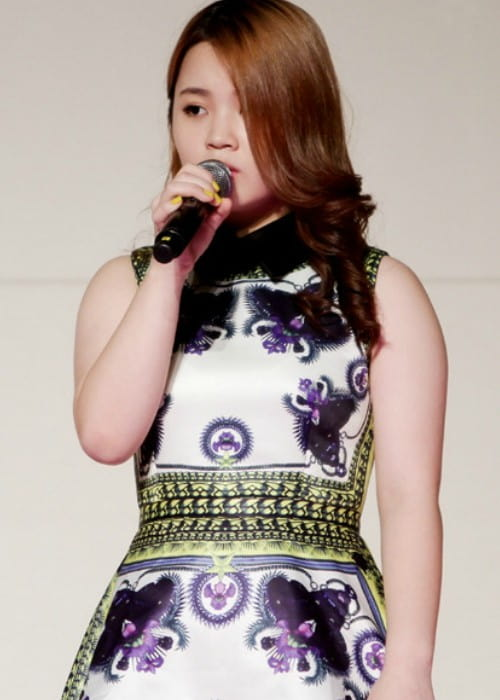 Lee Hi as seen in May 2012
