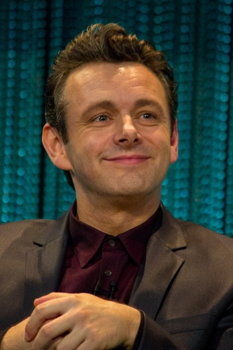 Michael Sheen at the PaleyFest 2014