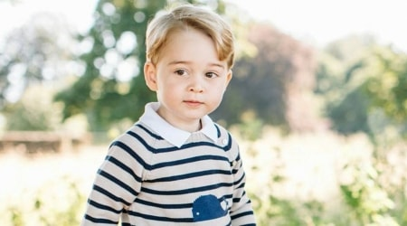 Prince George Height, Weight, Age, Body Statistics